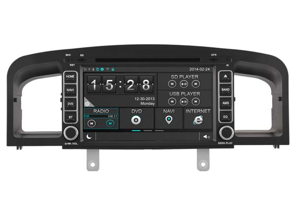 Car Gps Dvd Head Unit Radio for Lifan 620 Solano Navigation Phone Mirror Multimedia Wifi 3G DVR OBDII After market Radio(China (Mainland))