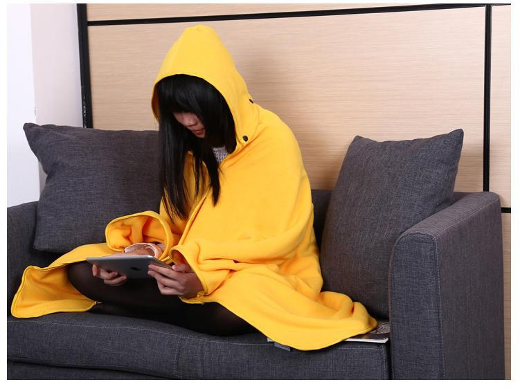 snuggie for adults promotion shop for promotional snuggie for adults on. Black Bedroom Furniture Sets. Home Design Ideas