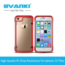 Buy Bvanki I7 Case100Pcs/Lot PC Back Cover Colorful Thick TUP Frame Drop Resistance Mobile Phone Case IPhone 7/7Plus for $265.00 in AliExpress store