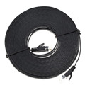 Brand 1M 3M 5M 10M Aurum Cables Flat CAT6 Flat UTP Ethernet Network Cable RJ45 Patch
