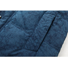 Fashion Men Warm Down Jackets 2015 New Brand Parkas Hooded Wadded Winter Coat Men Male Casual