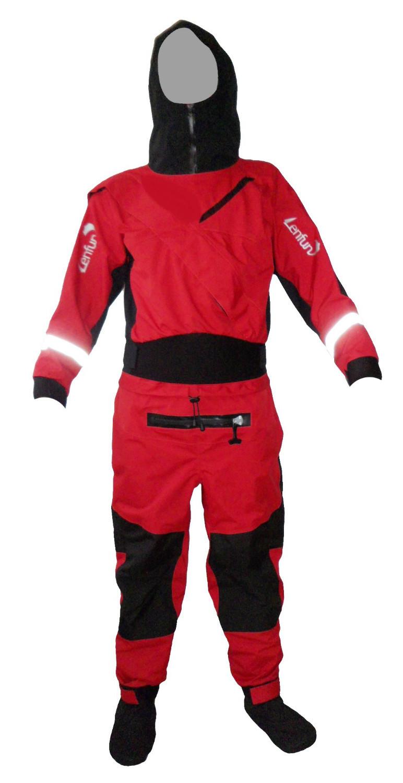 Nieuwe droge pak, Semi droog suits, customised droogpakken, droge tops voor wildwater, kajakken, zeilen, vissen(China (Mainland))