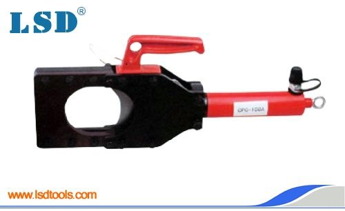CPC-100A hydraulic cutting tool copper aluminum core armoured cable cutter outforce 9T portable steel wire rope hydraulic cutter<br><br>Aliexpress