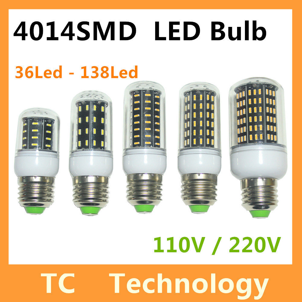 4014 SMD Brighter Than 3014 G9 Bombillas LED Lamp E14 Spot LED Bulb E27 220V Lamparas LED Light Bulb Luz B22 Candle Ampoule GU10(China (Mainland))