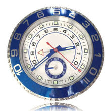 Funny Wall Clocks Branded Wall Watch Classic Design Metal Steel Silent Dealer Display Clocks orologio da parete(China (Mainland))