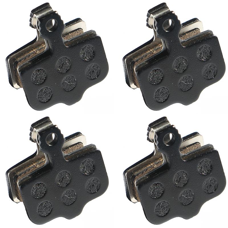 4 pairs bicycle disc brake pads for Avid Elixir AVID Elixir E1/3/5/7/ER/CR sram xo xx WZ-502(China (Mainland))