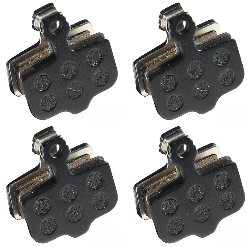 4 pairs bicycle disc brake pads for Avid Elixir AVID Elixir E1/3/5/7/ER/CR sram xo xx WZ-502(China (Mainland))