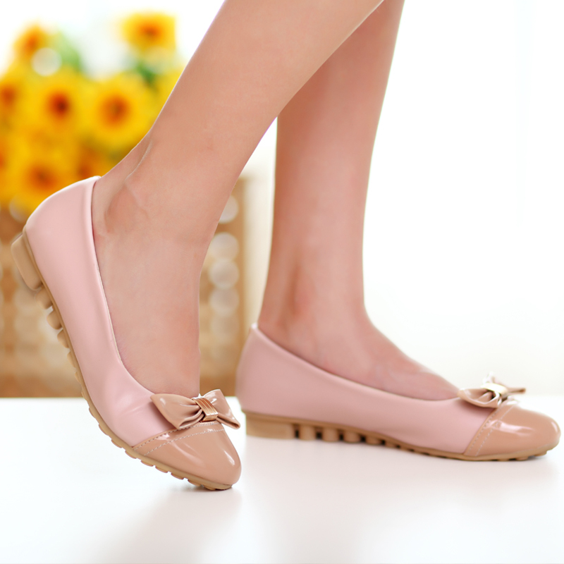 New Brand 2015 Ladies Flats Shoes Nubuck Leather Flock Women Shose Zapatos Mujer Mocassin Sapatos Femininos Casual Cute Shoe(China (Mainland))