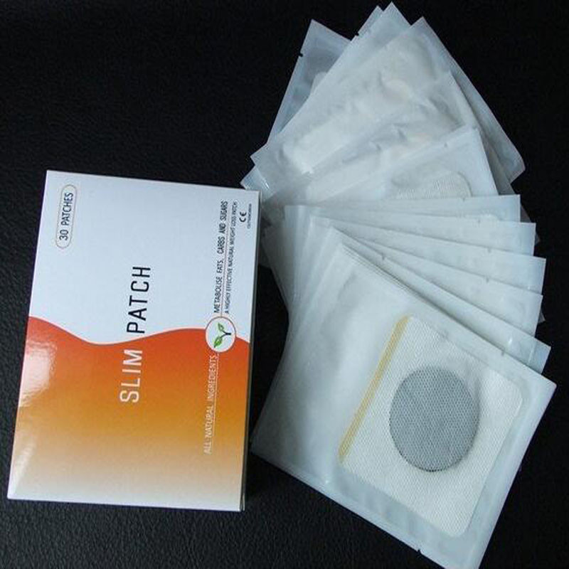 30Pcs/set Magnetic Slimming Navel Sticks Fat Burning Medicine Patches Health Care<br><br>Aliexpress