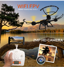 TK107W RC FPV Quadcopter 6 Axis Gyro 2 4G 4 5CH with 2 0MP HD Camera