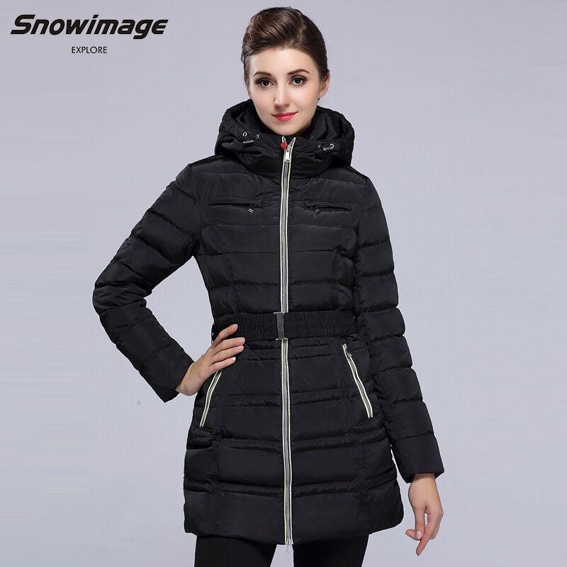 Здесь можно купить  Snowimage 2015 Winter High Quality Down Jacket Women Female SID-Q501 Size XS/M/L/XL/2XL  Одежда и аксессуары