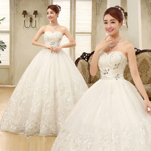 2017 Real Photo Vestidos de Novias Camo Wedding Ball Gowns Sexy Sweetheart Vintage Lace Up Plus Size Wedding Dress Made in China(China (Mainland))