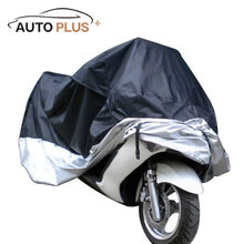 Motorcycle Bike Moped Scooter Cover Waterproof Rain UV Dust Prevention Dustproof Covering Motorcycle protection for Honda CB400(China (Mainland))