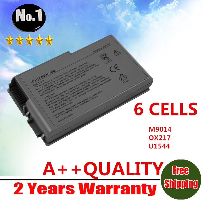 [Special Price]New laptop battery for Dell Latitude D500 D505 D510 D520 D600 D610 D530 Series,Replace: 4P894 C1295 3R305 battery<br><br>Aliexpress