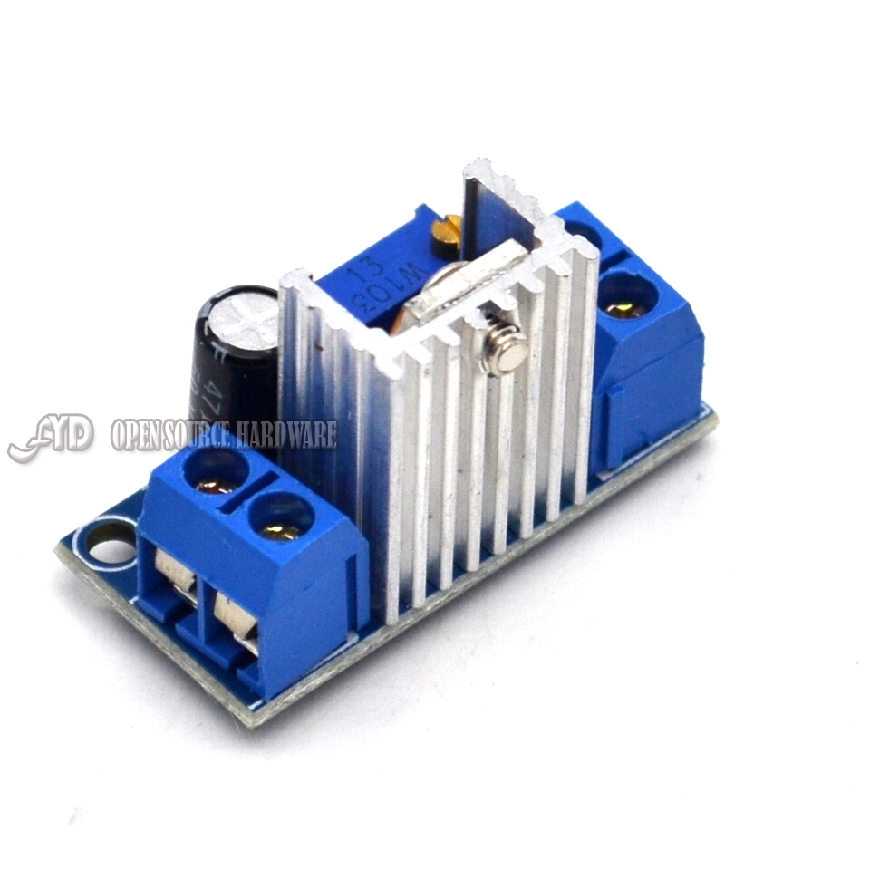 Lm317 Dc Converter Buck Step Down Circuit Board Module Linear Simplelm317solarchargerv10schematic Getsubject Aeproduct