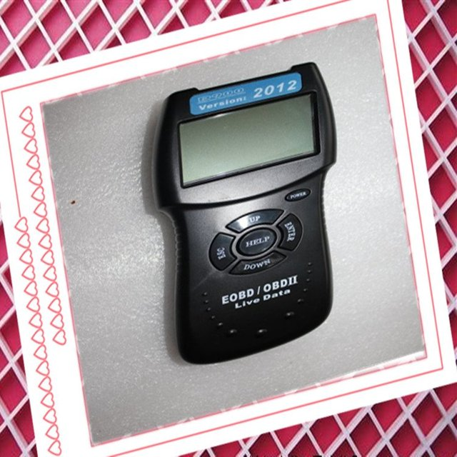 Super functional d900 code scanner = free shipping obd d900