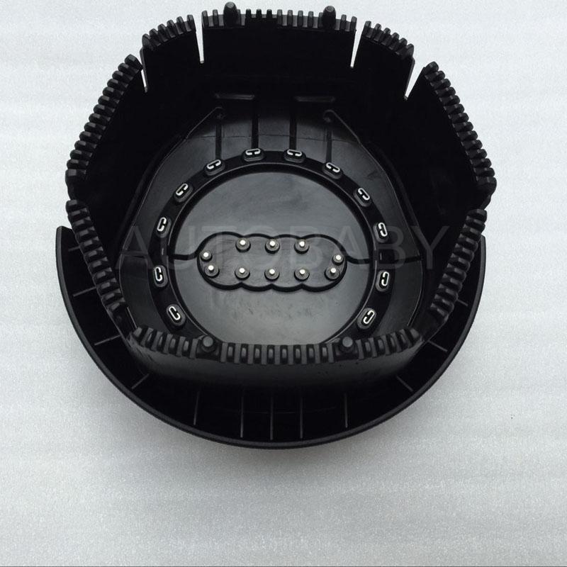 Рулевое колесо крышка подушки безопасности для A4L A6L A8 Q7 Q5 Q3 A7 S5 подушка безопасности с логотипом