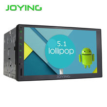 Joying 7inch Android 5.1.1 Lollipop Car Radio Audio Stereo Head Unit GPS Navigation 1024*600 HD For Universal Support DVR Camera(China (Mainland))