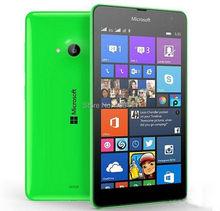 "Original Nokia Lumia 535 Cell Phone unlocked Windows Phone 5.0"" Touch Screen Quad Core Dual SIM Wifi , Free DHL-EMS Shipping(Hong Kong)"