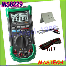 Buy Wholesale 1pc Mastech MS8229 5 in1 Auto range Digital Multimeter Multifunction Lux Sound Level Temperature Humidity Tester Meter for $46.99 in AliExpress store