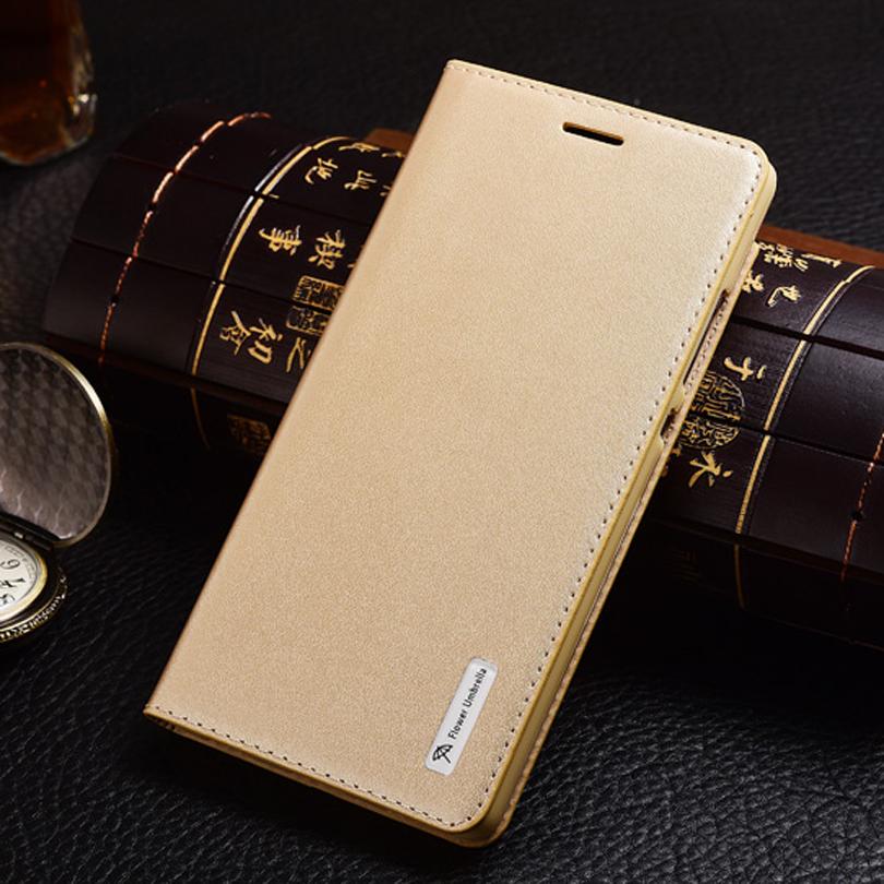 Новое Прибытие роскошные оригинальный Бренд натуральной кожи уникальный дизайн Магнит флип стенд дело Крышка для Huawei восходит Р8 5.2 дюйма