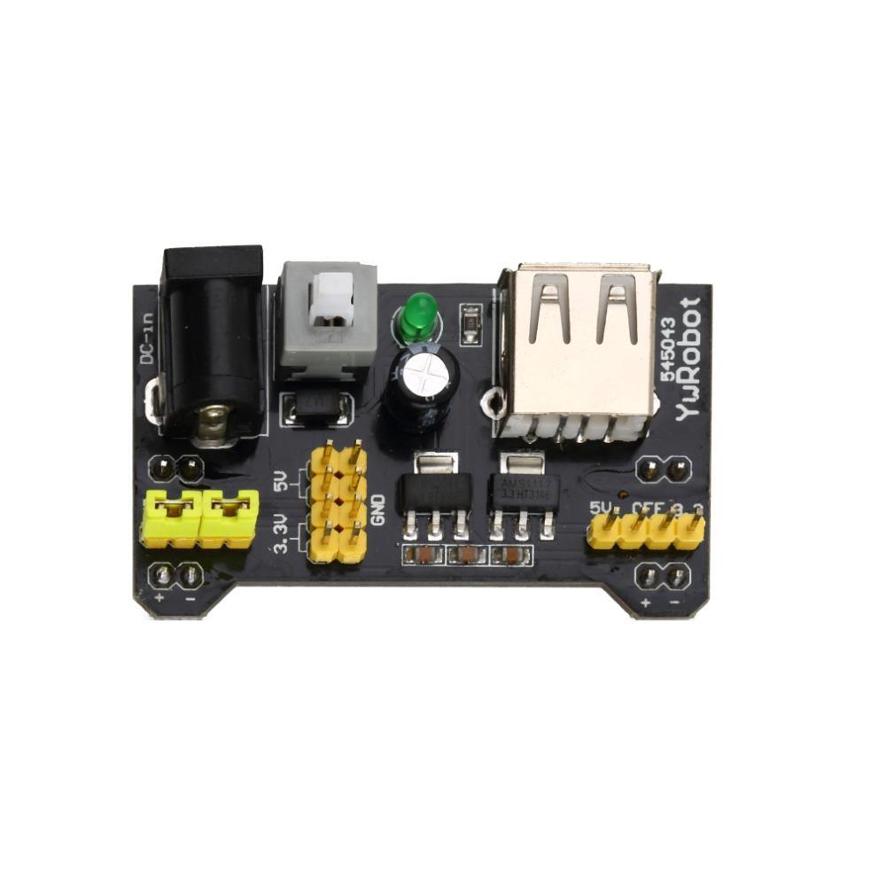 New Arrival 3.3V/5V MB102 Price Power Supply Module Breadboard Wholesale <br><br>Aliexpress