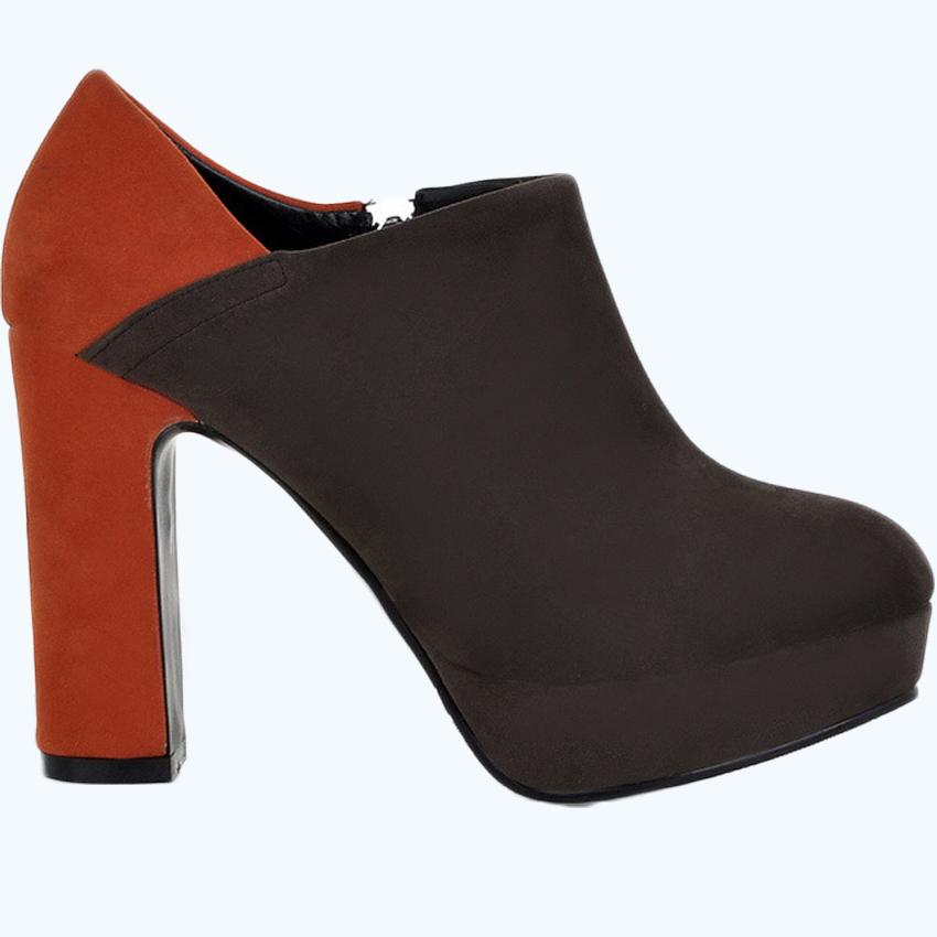 2015 New Women pumps female pumps Fashion high heel shoes zipper women pumps 63 LAG