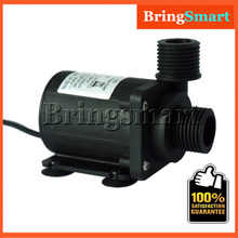 Buy JT-800B 900L/H 7M Booster Pump 12V DC Brushless Water Pump Submersible Fountain Self-priming Pump 24V for $32.81 in AliExpress store