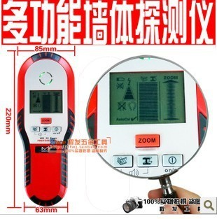 Wood metal cable wire reinforcement  Multifunctional wall detector