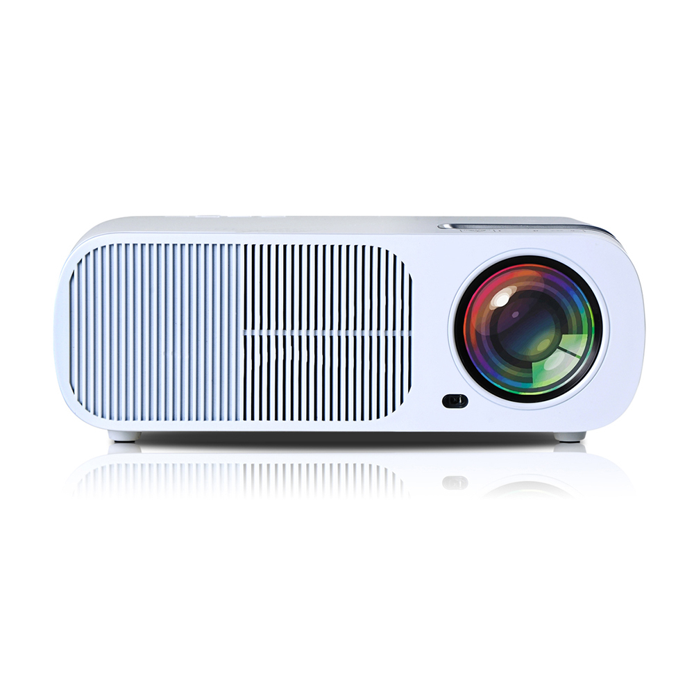 Original Cl720 Led Projector 3000 Lumens 1280 X 800: DHL Free Original Uhappy U20 5.0 Inch Portable LED