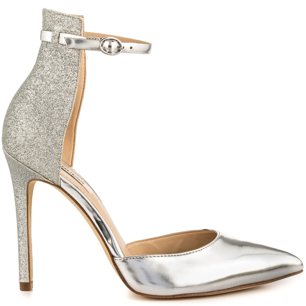 Buy Silver Heels - Is Heel