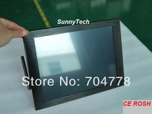 POS Compputer IP65 Waterproof Intel CPU N270 WIFI Bletooth 12.1″ Touch Panel PC Fanless Industrial Computer
