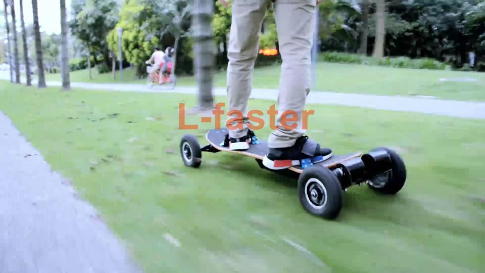 electric off road skateboard belt drive -4-a