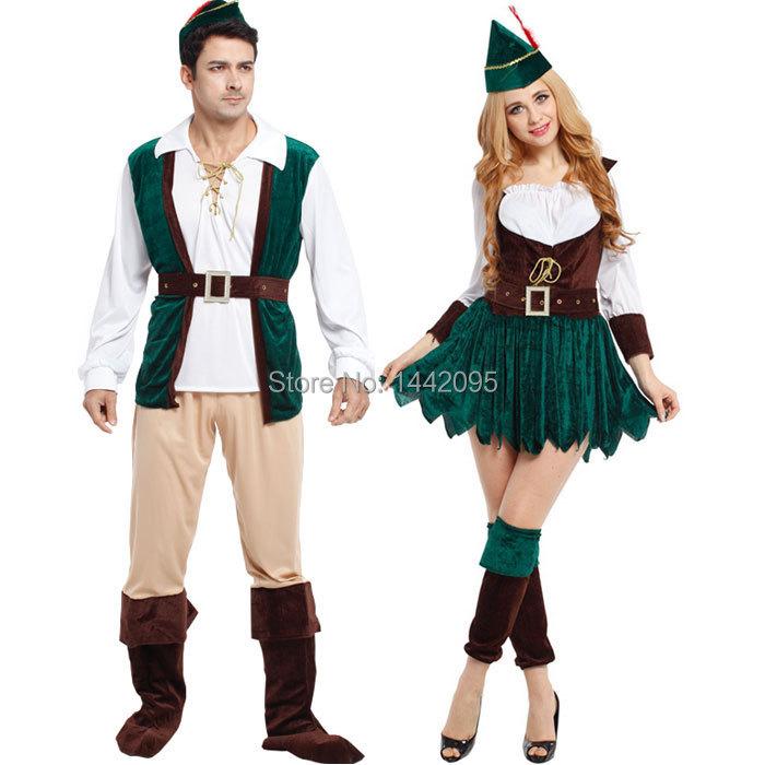 Disfraces de halloween para parejas adultos peter pan for Disfraces parejas adultos