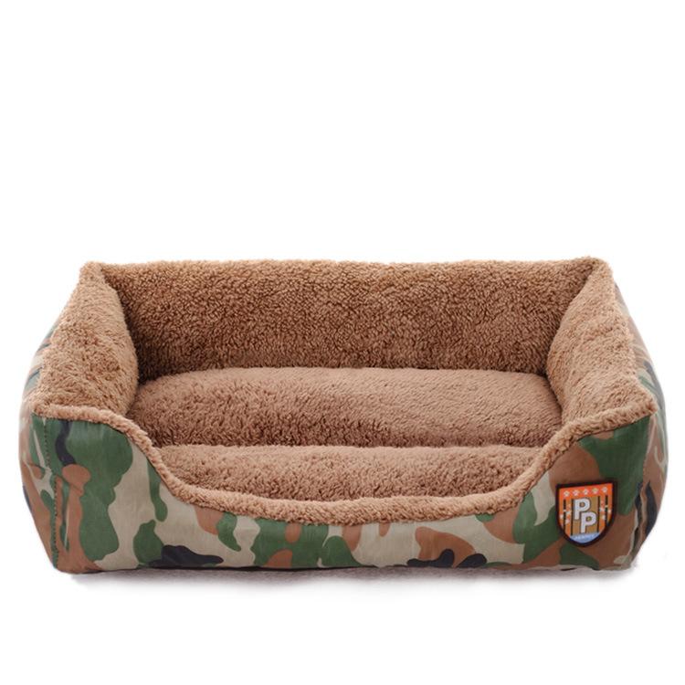New pet nest cat dog Camo special sofa bed pet cat dog pet bed dog and cat bedd(China (Mainland))