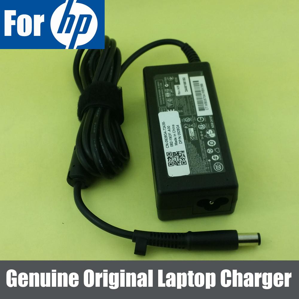 Genuine Original AC ADAPTER CHARGER For HP 2000-104CA 2000-120CA 2000-211HE 2000-216NR 2000-369WM(China (Mainland))