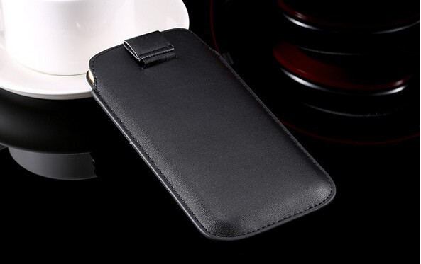 New Leather PU phone bags cases Pouch Case Bag for xiaomi mi4 Cell Phone Accessories for phone bag
