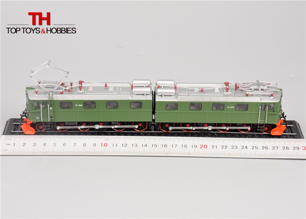 Collectible Atlas 1:87  EI12.2115+12.2116 (1954) Tram Mannequin Practice Collections Present toys for Children Juguetes Diecast