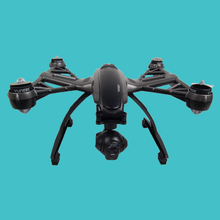 Yuneec Typhoon Q500 4K RC Quadcopter ST10 Radio 5.8G 10CH Handheld Gimbal Drone with Camera Double Original Battery and Case
