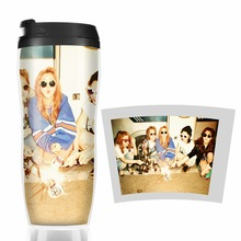 HOT SALE 4minute Models Double Insulation Plastic Good Quality Mug Coffee Cup Space Cup