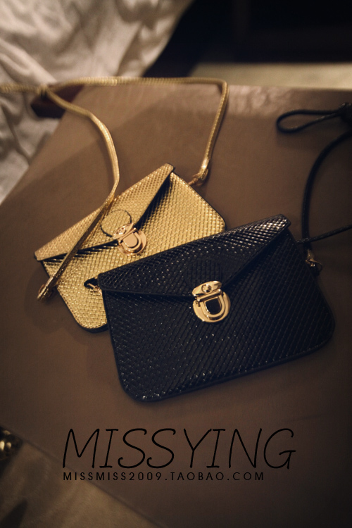 2014 new summer Korean toothpick marks Fashion Bag Shoulder Bag Mini mobile phone bag female bag free shipping(China (Mainland))