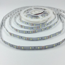 Buy 5630 LED strip flexible light DC12V Non-Waterproof 60led/m white warm white red blue green cold white 5m/lot home decoration for $4.95 in AliExpress store
