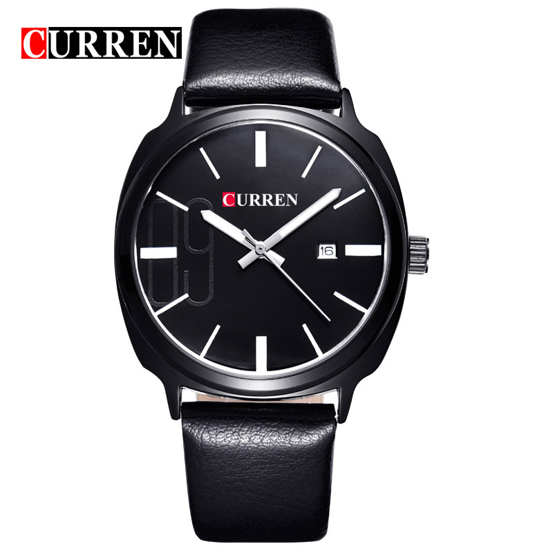 Curren 2016 mens watches top brand luxury men 39 s sports quartz wristwatches relogio masculino men for Curren watches