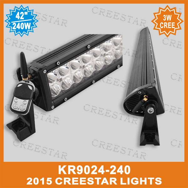 Система освещения CREESTAR kr9024/240 288W 240W 180W 120W 72W 36W offroad система освещения brand new 50 288w offroad 4wd atv 4 x 4