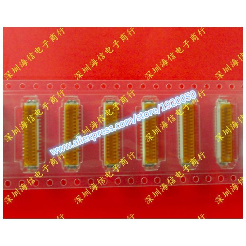 Free shippingDF9A-41S-1V (69) DF9B-41S-1V (69) DF9A-41P-1V 1.0MM board- supporting<br><br>Aliexpress