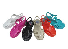 Jelly Children Shoes Kids Toddler NEW 2016 Girls Shoes Melissa Sandals PVC shoes(China (Mainland))