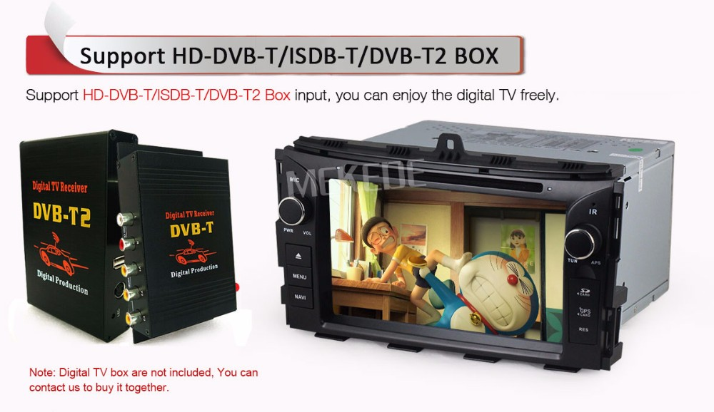 free shipping Two Din 7 Inch Car DVD Player For Geely/Emgrand/EC7 2014 With Radio GPS Navigation RDS Bluetooth 1080P Free Maps