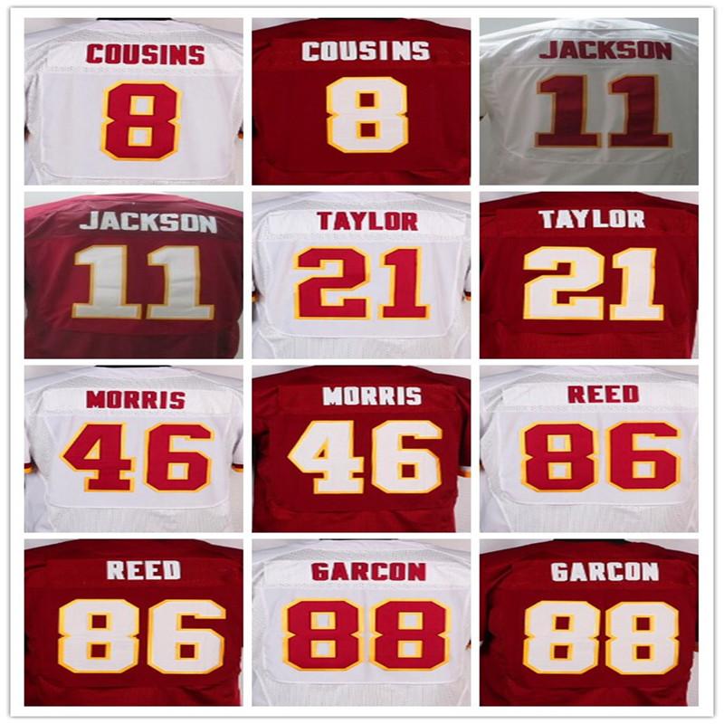 8 Primos Kirk 11 DeSean Jackson 86 Jordan Reed 24 Josh Normando 46 Alfred Morris 21 Sean Taylor 88 Pierre Garcon(China (Mainland))