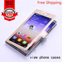 Buy Sony Xperia Z L36H l36i C6602 C6603 New Full View Case Cover Flip PU Leather Mobile Phone Bags Cases Sony Xperia Z L36H for $2.57 in AliExpress store