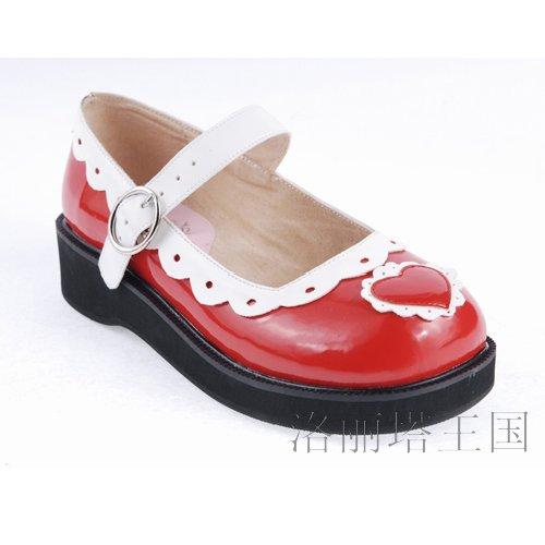 Sweet lolita Princess cos Popular loltia shoes platform shoes cute shoes 8205   cosplay<br><br>Aliexpress